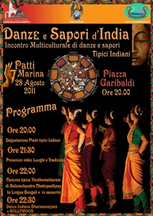 Danze e sapori d'india